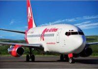 Avior  Airlines planea volar a México desde Caracas