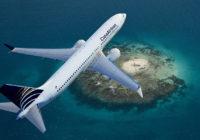 Tráfico de pasajeros de Copa Holdings aumentó 12.8%