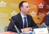 IATA: Las pérdidas de ingresos de la industria aérea mundial es de 314 mil millones de dólares