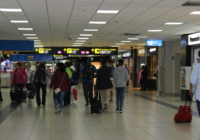 Bajó la entrada de pasajeros por Aeropuerto de Tocumen