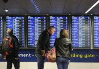 Tráfico mundial de pasajeros subió 8%