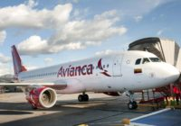 Avianca anuncia una reducción temporal de su capacidad de entre el 30% y el 40%