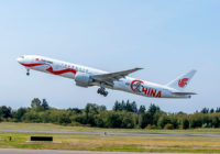 Primer vuelo desde Pekín aterrizará en Tocumen el 29 de marzo
