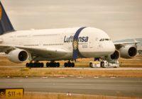 Lufthansa vuela con 5 estrellas