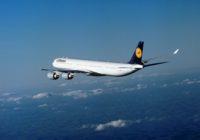 Lufthansa espera contratar a 8 mil personas este año