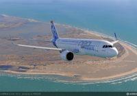 Ordenan 50 A320neo a Airbus