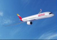 Las últimas noticias de la industria aérea global: El Grupo Iberia ofrece vuelos regulares a 55 destinos de España y Europa en agosto, operación en largo radio sigue reducida