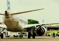 Lento crecimiento del transporte de carga aéreo global