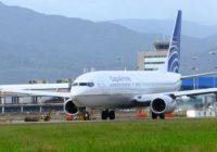 Aterrizaje en aeropuerto de Tocumen