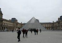Museo de Louvre recibió 8.1 millones de visitantes en 2017
