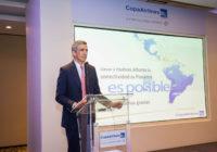 Copa Airlines aumentará a 106 su flota de aviones este año