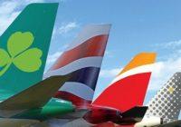 Aerolíneas de IAG transportaron cerca de 105 millones de pasajeros