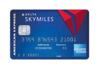 Delta y American Express lograron un millón de nuevos tarjetahabientes en 2017