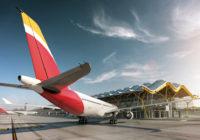 Iberia transportó más de 54 millones de pasajeros en 2017