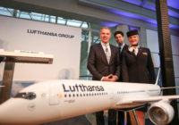 Lufthansa con nueva imagen