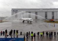 El A321LR completa con éxito su primer vuelo