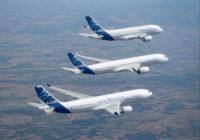 Región de Asia-Pacífico requerirá más 14 mil nuevos aviones