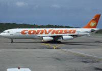 Conviasa conectará a Caracas con México