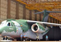 SkyTech pidió a Embraer seis aviones estratégicos KC-390