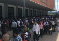 Miles de personas acudieron a feria de empleo de Copa Airlines