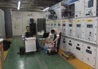 Modernización del sistema eléctrico en Tocumen registra un avance de 50%