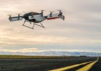 Airbus probó con éxito su primer taxi volador