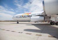 Española Ultra Plus anuncia vuelos hacia Caracas