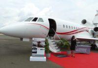 Crece el mercado de los jets privados