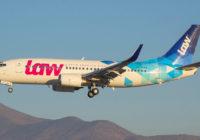 Aerolínea LAW suspendió todos sus vuelos programados