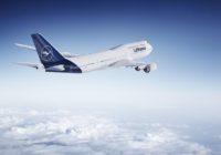 Lufthansa inaugura nuevo vuelo Costa Rica-Fráncfort este Jueves Santo