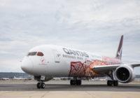 El primer vuelo sin escalas entre Australia y Reino Unido