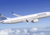 Copa Airlines no aplicará cargos por cambio de boletos en determinadas fechas