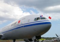 Air China suspende ruta Houston-Panamá-Houston todo el mes de febrero