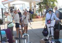 Aumenta en 50% llegada de turistas por cruceros