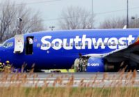 Un fallecido en accidente de Southwest Airlines