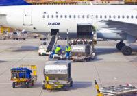 Transporte de carga aérea aumentó 4,1% en abril