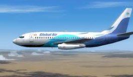 Suspenden operaciones de aerolínea Global Air