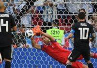 Argentina 1 – Islandia 1 Conozca otros resultados de la jornada del 16 de junio