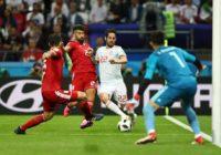 España 1 – Irán 0 Conozca los resultados del 20 de junio