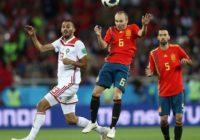 España 2 – Marruecos 2. Vea los resultados del 25 de junio