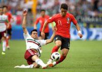 México 2 – Corea del Sur 1. Vea los resultados del 23 de junio