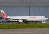 Iberia registra 7% de aumento en tráfico de pasajeros entre Madrid y Panamá