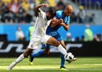 Brasil 2 – Costa Rica 0  Vea los resultados del 22 de junio