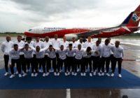 Selección panameña partió rumbo al Mundial Rusia 2018
