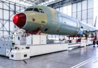 Airbus inaugura la cuarta línea de producción de la familia A320