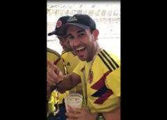 Avianca despide a gerente acusado de introducir licor en estadio de Rusia