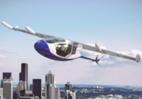 Rolls Royce presentó prototipo de taxi volador