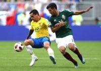 Brasil 2 – México 0. Vea los resultados del 02 de julio