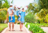 Tips y destinos para viajar con niños