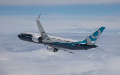 FAA emite advertencia relacionada con sensor de aeronave 737 Max